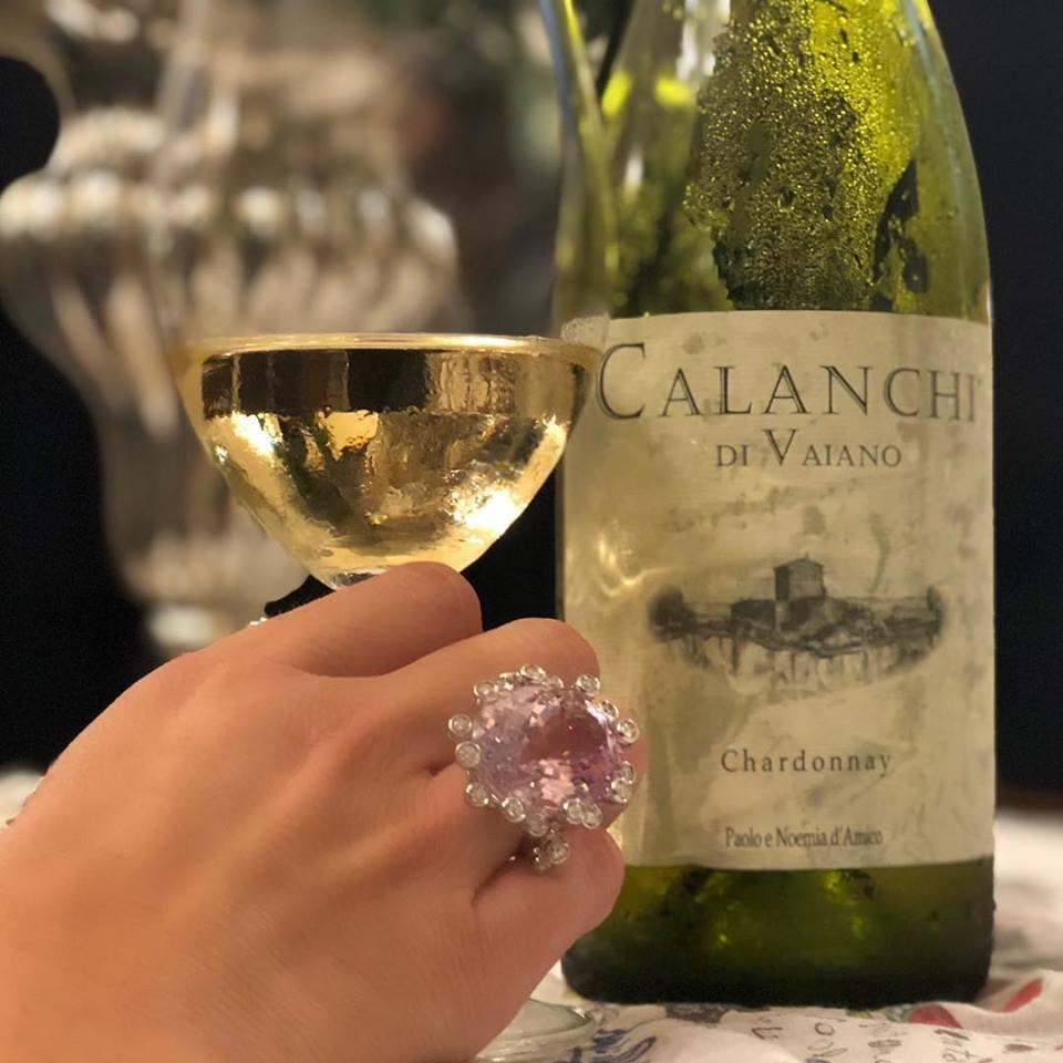La Vendemmia di Roma 2018 -Gioielli Capuano e Vini D'amico